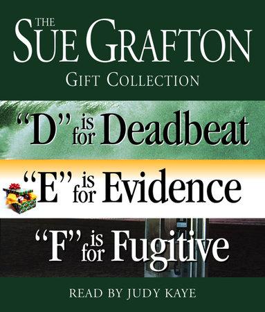 Sue Grafton DEF Gift Collection by Sue Grafton