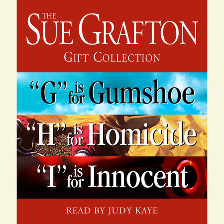 Sue Grafton GHI Gift Collection by Sue Grafton