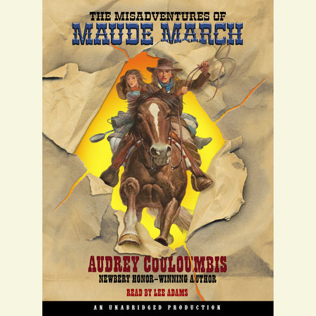The Misadventures of Maude March by Audrey Couloumbis
