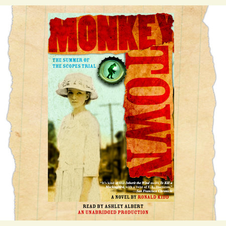 Monkey Town by Ronald Kidd