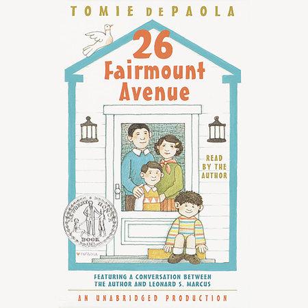 26 Fairmount Avenue #1: 26 Fairmount Avenue by Tomie dePaola
