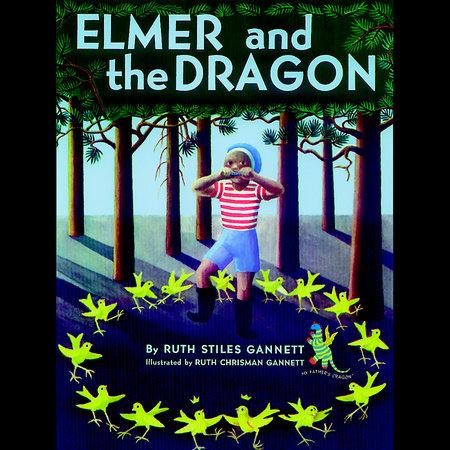 Elmer and the Dragon by Ruth Stiles Gannett
