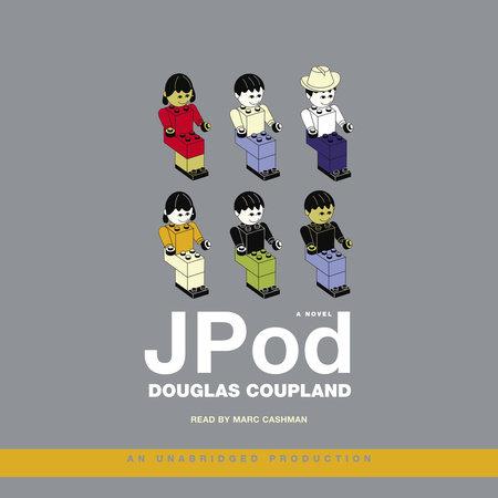 JPod by Douglas Coupland