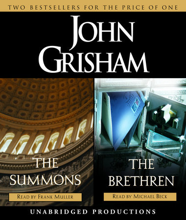 The Summons / The Brethren by John Grisham