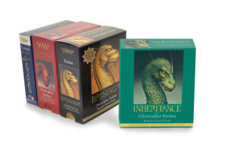 The Inheritance Cycle Audiobook Collection