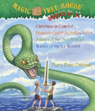 Magic Tree House: Books 29-32 by Mary Pope Osborne