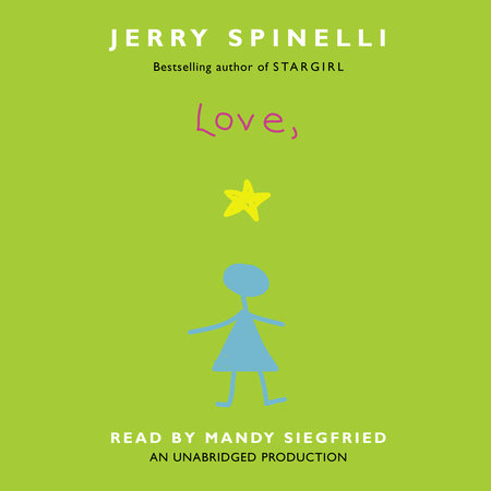 Love, Stargirl by Jerry Spinelli