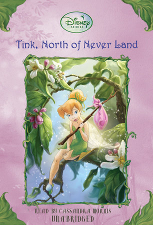 Tink, North of Never Land (Disney Fairies) by Kiki Thorpe