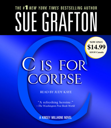 C Is for Corpse by Sue Grafton