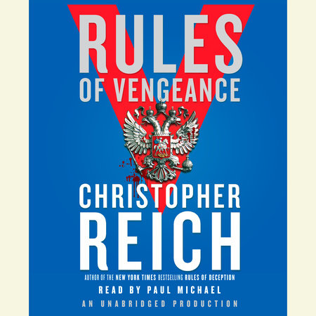 Rules of Vengeance by Christopher Reich
