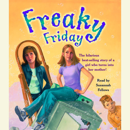 Freaky Friday Book Cover Picture