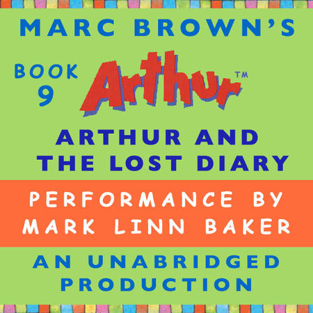 Arthur and the Lost Diary by Marc Brown