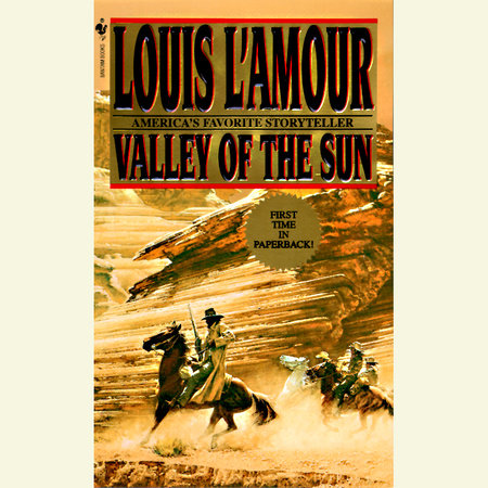 Valley of the Sun by Louis L'Amour