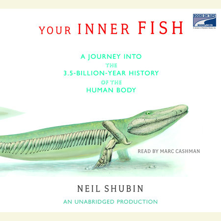 Your Inner Fish by Neil Shubin
