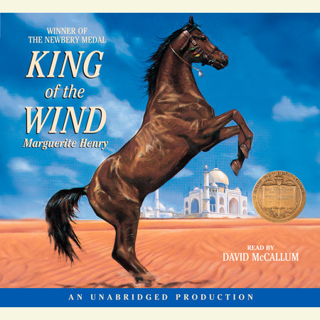 King of the Wind by Marguerite Henry