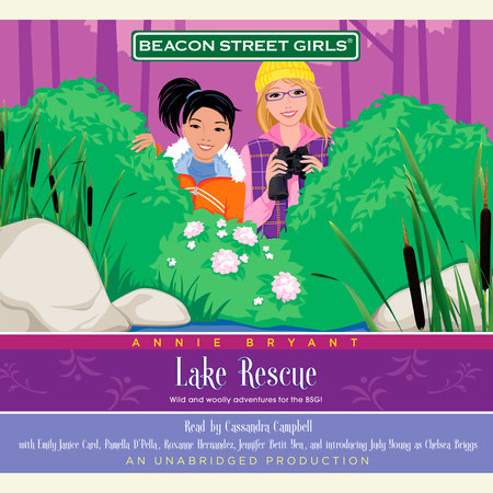 Beacon Street Girls #6: Lake Rescue by Annie Bryant