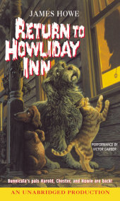 Bunnicula: Return to Howliday Inn