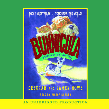 Bunnicula: Bunnicula Strikes Again! by James Howe