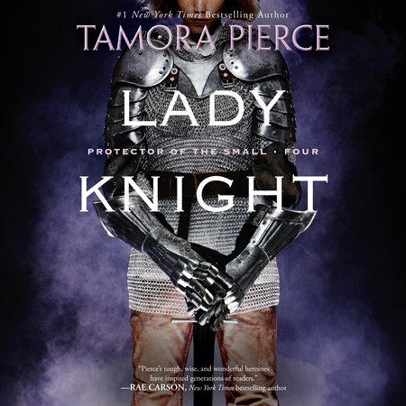 Lady Knight by Tamora Pierce