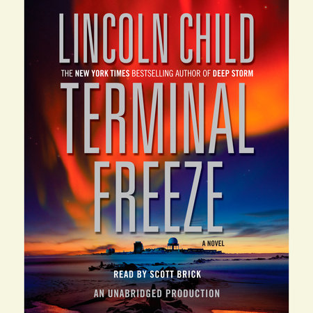 Terminal Freeze by Lincoln Child