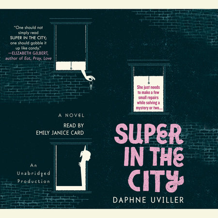 Super In The City by Daphne Uviller
