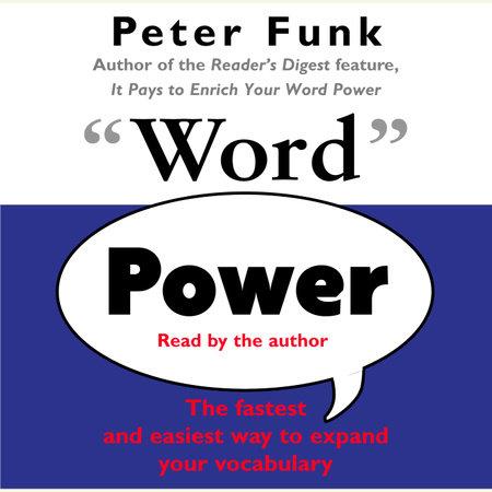Word Power by Peter Funk