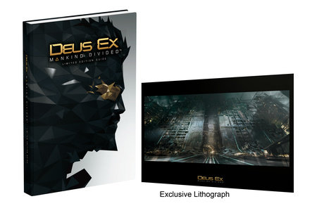Deus Ex: Mankind Divided - Limited Edition Guide