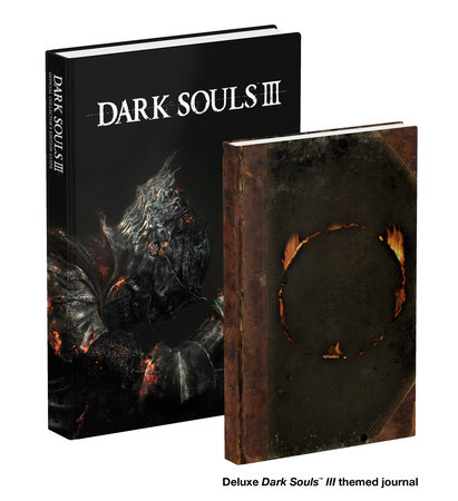 Dark Souls III Collector's Edition: Prima Official Game Guide
