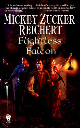 The Flightless Falcon by Mickey Zucker Reichert