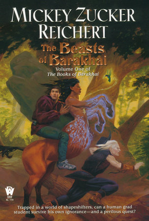 The Beasts of Barakhai by Mickey Zucker Reichert
