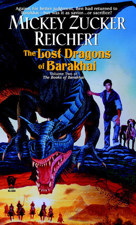 Lost Dragons of Barakhai by Mickey Zucker Reichert