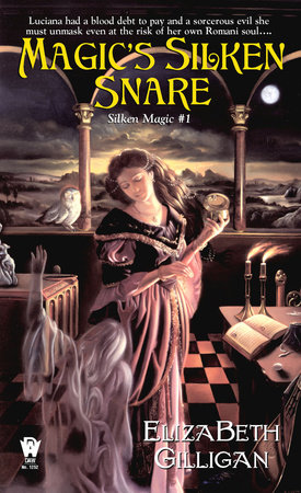 Magic's Silken Snare (Silken Magic # 1) by ElizaBeth Gilligan