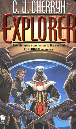 Explorer by C. J. Cherryh