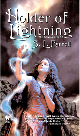 Holder of Lightning by S. L. Farrell