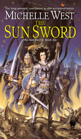 The Sun Sword by Michelle West