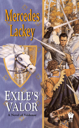 Exile's Valor by Mercedes Lackey