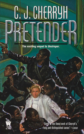 Pretender by C. J. Cherryh