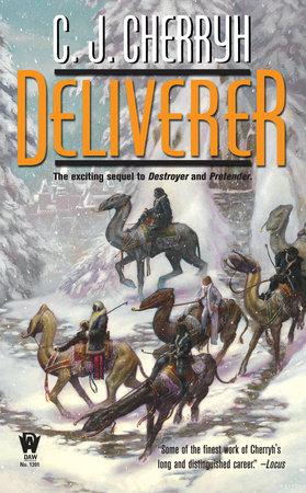 Deliverer by C. J. Cherryh