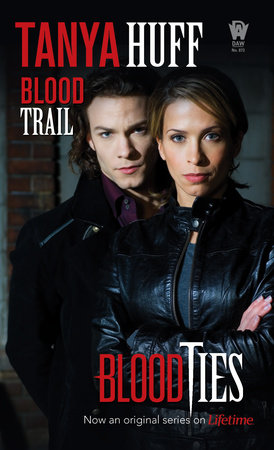Blood Trail by Tanya Huff