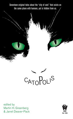 The cover of the book Catopolis