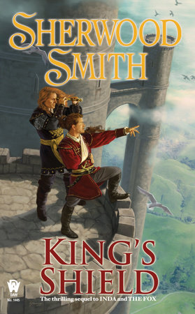 King's Shield by Sherwood Smith