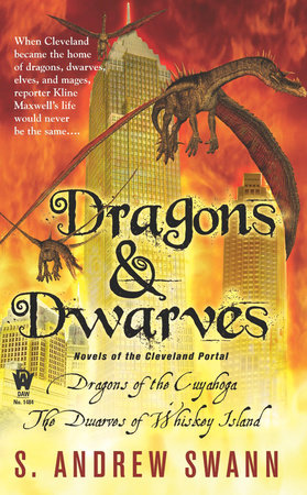 Dragons and Dwarves by S. Andrew Swann