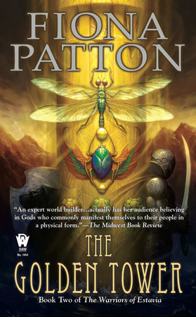 The Golden Tower by Fiona Patton