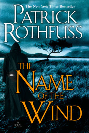 Cover art for the book The Name of the Wind by Patrick Rothfuss