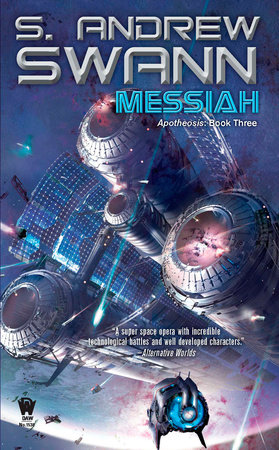 Messiah by S. Andrew Swann