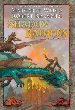 Shadow Raiders by Margaret Weis and Robert Krammes