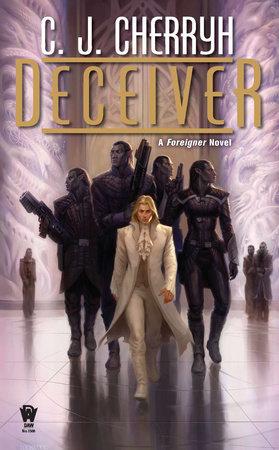 Deceiver by C. J. Cherryh