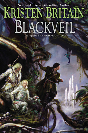 Blackveil by Kristen Britain