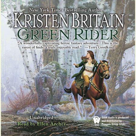 Green Rider by Kristen Britain