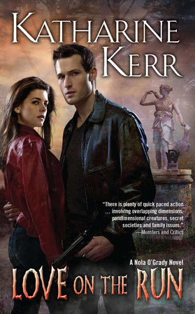 Love on the Run by Katharine Kerr